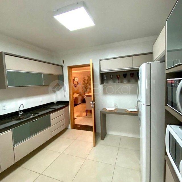 Apartamento com 3 quartos no Portal do Praia - Bairro Tubalina em Uberlândia - Foto 5