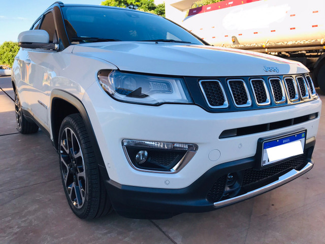 Jeep Compass Limited 2018  - Foto 15