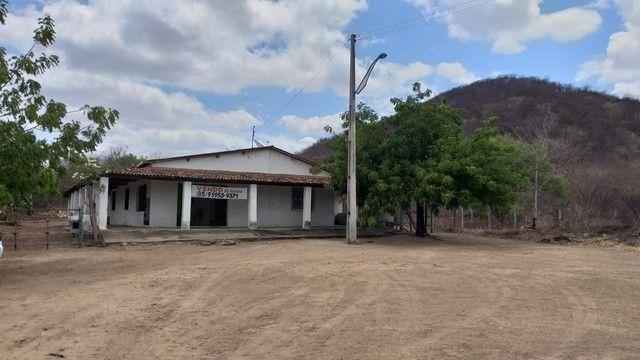Casa e terreno (Moreira-CE)
