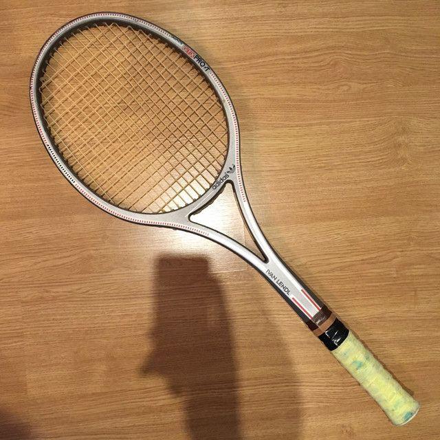 Raquete de tênis e squash  - Foto 5