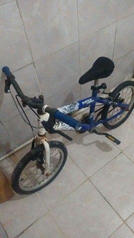 Bicicleta infantil status Max force