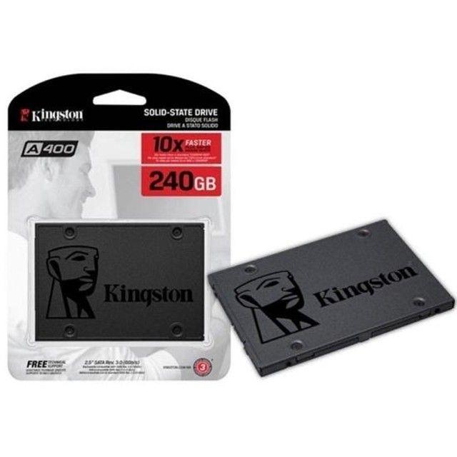 hd  Kingston ssd SA400S37 240 GB  - Foto 2
