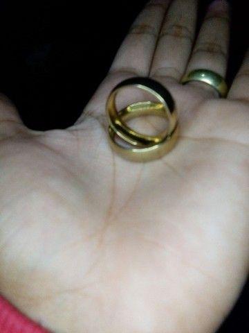 Aliança de casamento - Foto 2