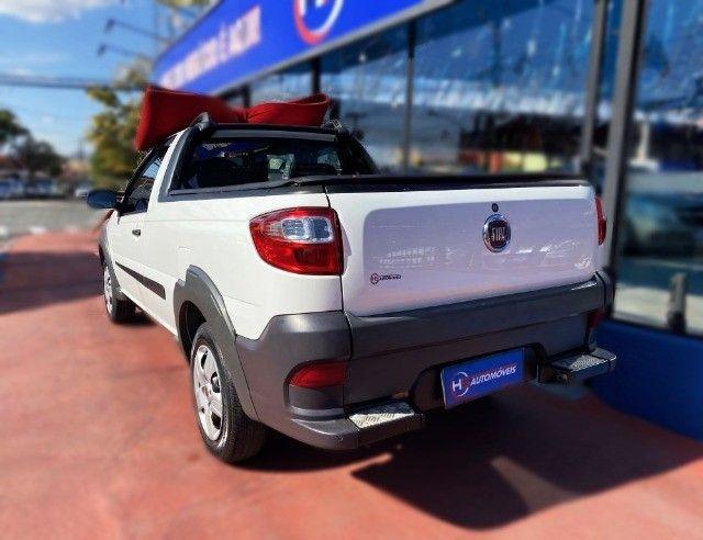 Fiat Strada Working 1.4 Cabine Simples 2018 - Foto 3