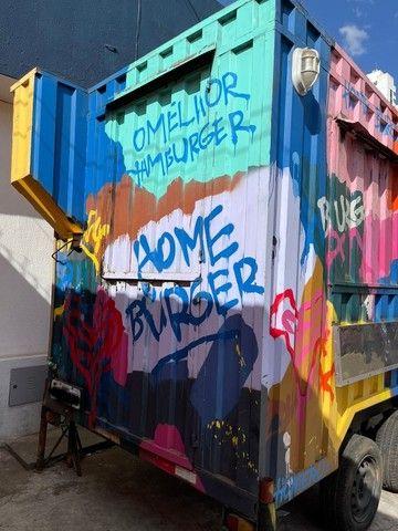 Food Truck com Churrasqueira - Foto 3