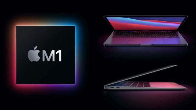 "Apple Macbook Air M1 256gb Late (2020) 13.3"" mgnd3ll/a Cinza Espacial - Pronta Entrega"