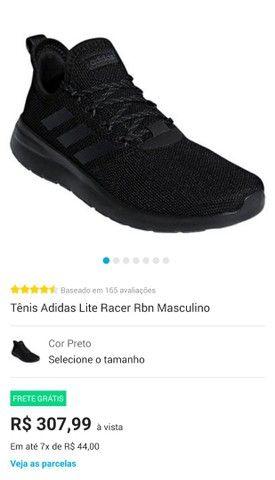 Tênis Adidas Lite Racer RBN