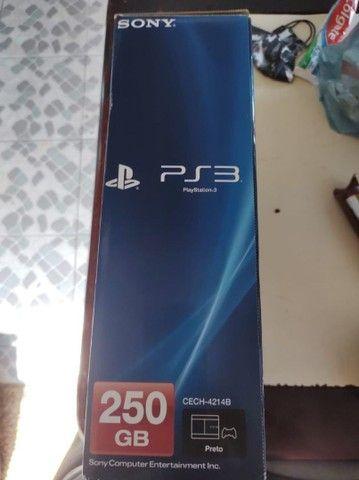 Caixa de PS3 (Somente a Caixa) - Foto 2