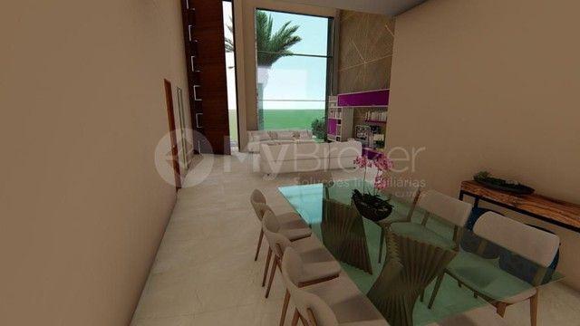 Casa em condomínio com 3 quartos no Condomínio Portal do Sol Green - Bairro Portal do Sol - Foto 4