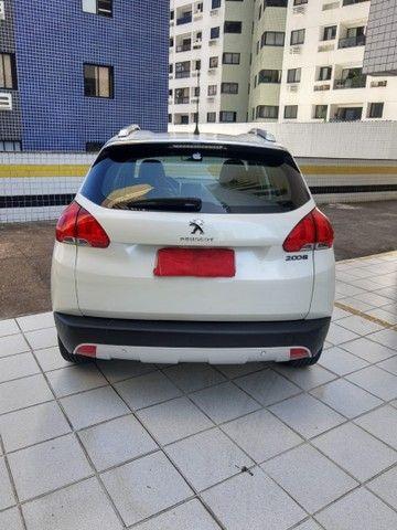 Peugeot 2008 GRIFFE 1.6 16v Flex 2016 Aut - Foto 8
