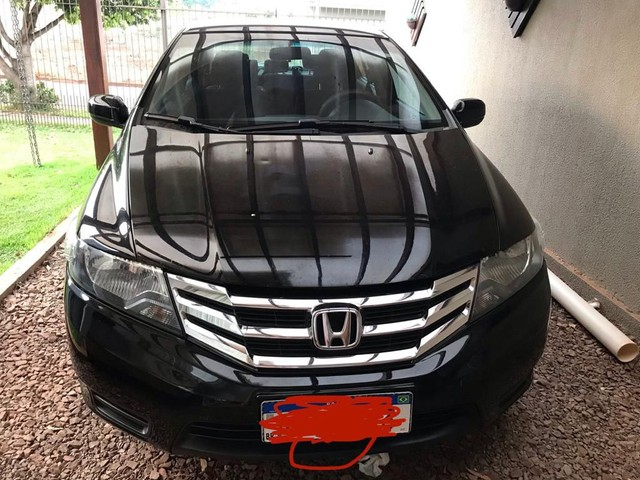 Honda City lx 1.5 2012/13 manual