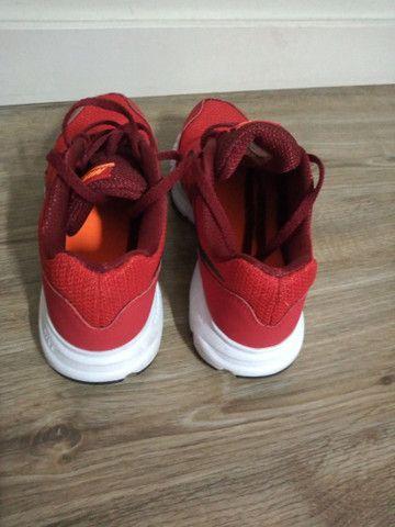 Tênis Nike, tamanho 34, original - Foto 3