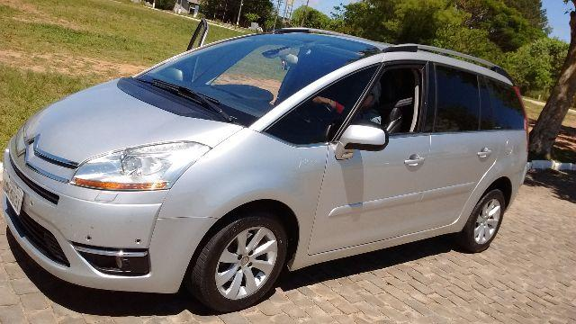 Citroen C4 2.0 Grand Picasso – Modelo Exclusive
