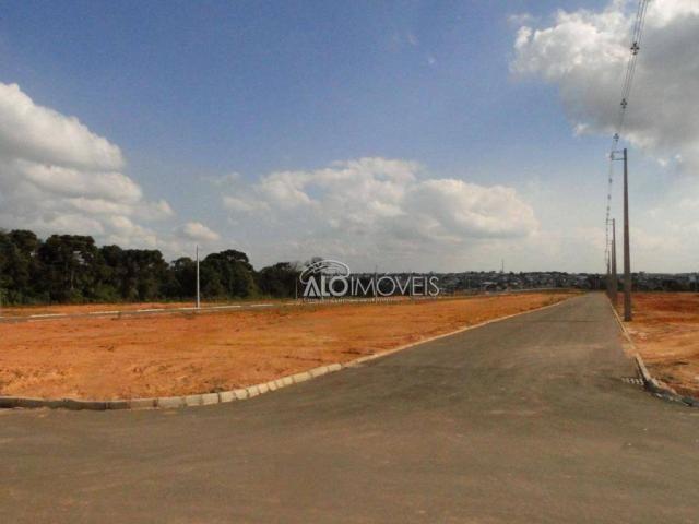 Terreno à venda, 144 m² por r$ 84.270,00 - eucaliptos - fazenda rio grande/pr - Foto 4