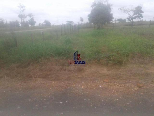 Terreno a venda no terceiro distrito da cidade de Ji-Paraná/RO - Foto 4