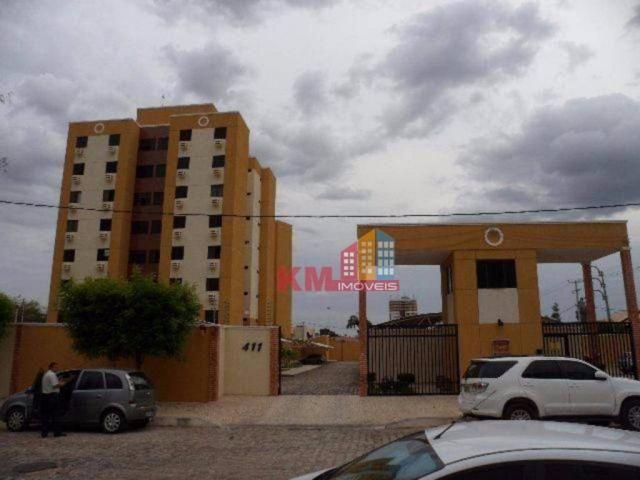 Vende-se ou aluga-se apartamento no Residencial Damião Queiroz