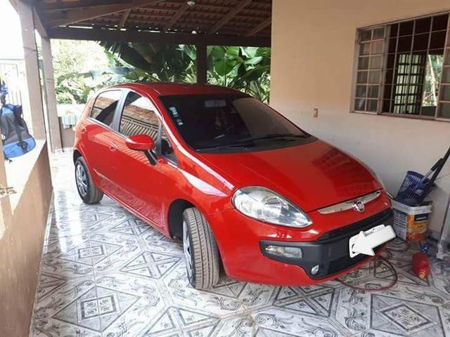 Vendo Fiat punto attractive 1.4 13/13