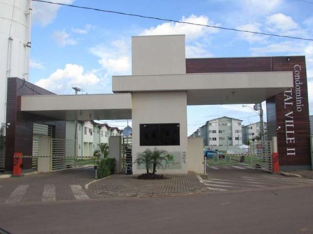 Condomínio Total Ville II, Apartamento 2 Quartos Apto A Financiar