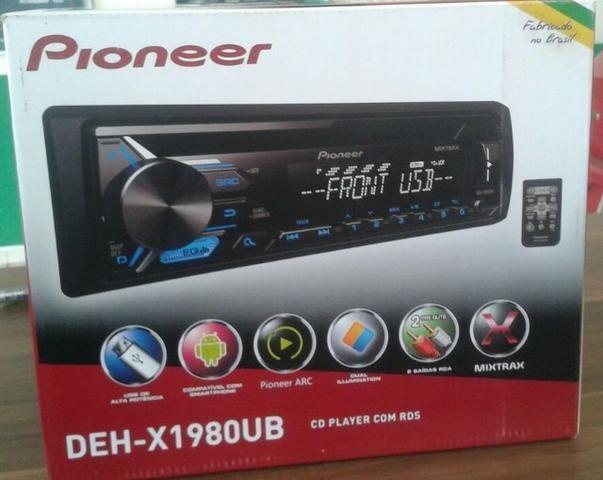 Aparelho de Som Pioneer DEH-X1980UB