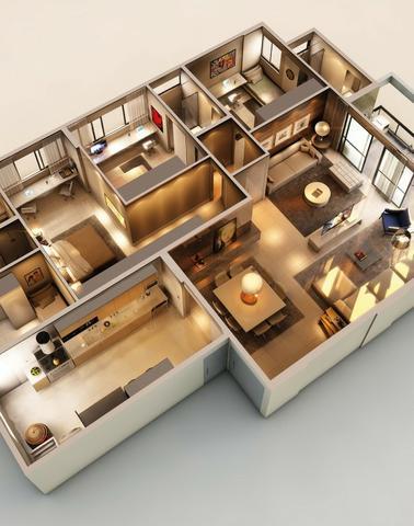 4 suites na Jatiuca Residencial Vivarine - Foto 10