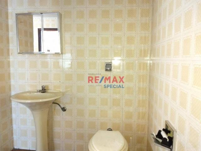 Casa com 3 dormitórios para alugar, 450 m² por r$ 6.000,00/mês - vila augusta - guarulhos/ - Foto 20