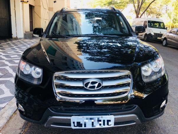HYUNDAI SANTA FÉ 2011/2012 2.4 MPI 2WD 16V GASOLINA 4P AUTOMÁTICO