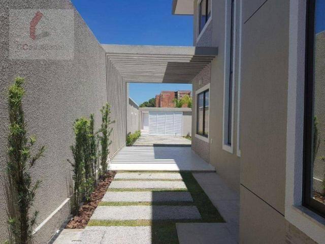 Casa com 4 dormitórios à venda, 152 m² por R$ 569.000,00 - Eusébio - Eusébio/CE - Foto 4