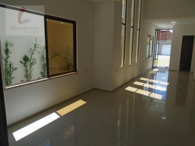 Casa com 4 dormitórios à venda, 152 m² por R$ 569.000,00 - Eusébio - Eusébio/CE - Foto 15