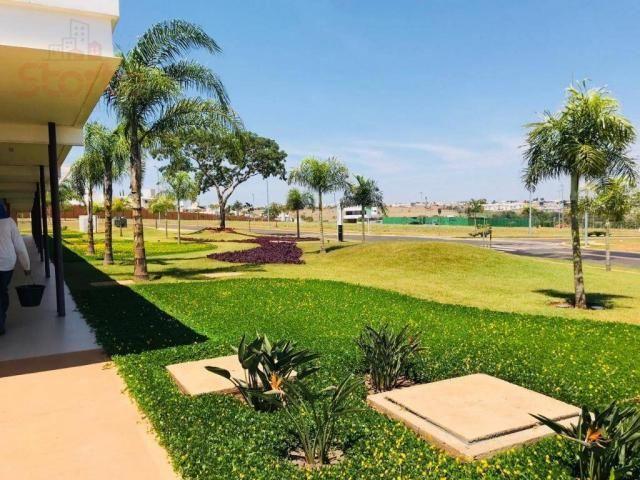 Terreno à venda, 466 m² por r$ 337.000 - granja marileusa - alphaville 1 - uberlândia/mg - Foto 10