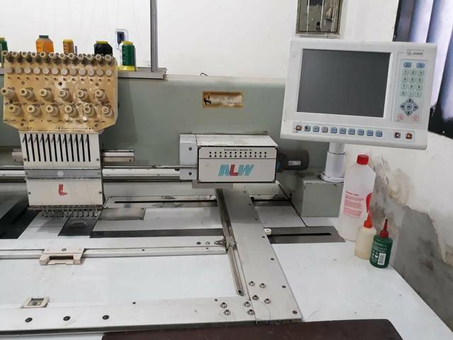 Marquina de bordado industrial - Foto 2