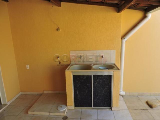Casa para alugar com 3 dormitórios em Dona amelia, Aracatuba cod:L86651 - Foto 9