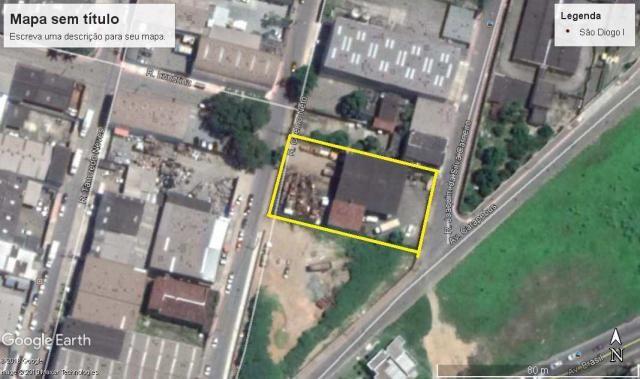 Galpão/depósito/armazém para alugar com 0 dormitórios cod:60082232 - Foto 3