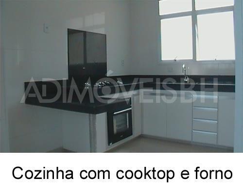 Apartamento à venda, 3 quartos, 2 vagas, gutierrez - belo horizonte/mg - Foto 4