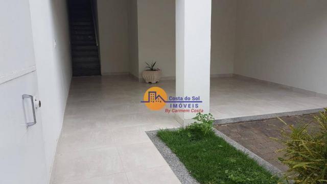 Casa com 3 dormitórios à venda, 197 m² por R$ 450.000,00 - Vinhosa - Itaperuna/RJ - Foto 17