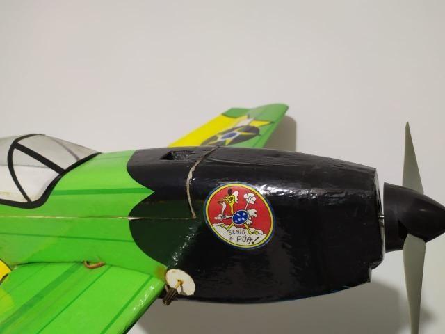 Aeromodelo Tucano + Eletrônica - Foto 2