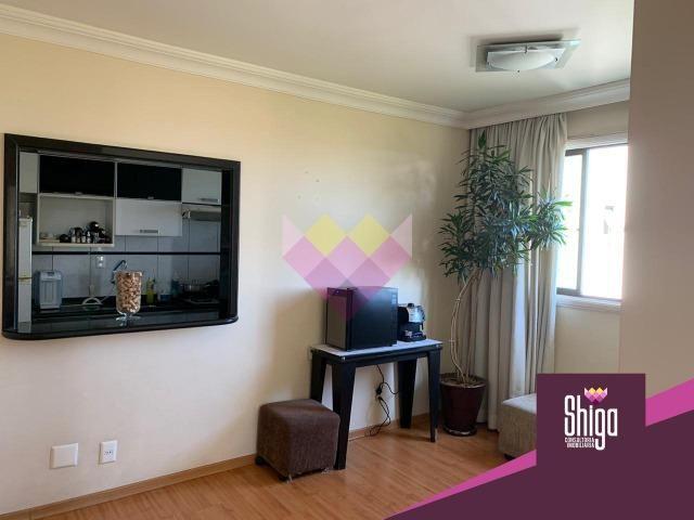 Apartmento de 02 dormitórios - Jardim Aquarius - REF0168