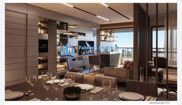 Lançamento Apartamentos 3 suítes - 2 vagas - lazer completo - Ile Verte - Foto 15