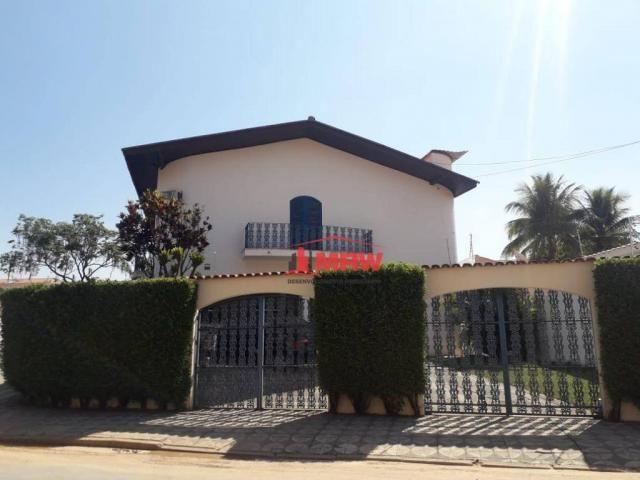 Casa residencial para locação, jardim europa, sorocaba - ca0441.