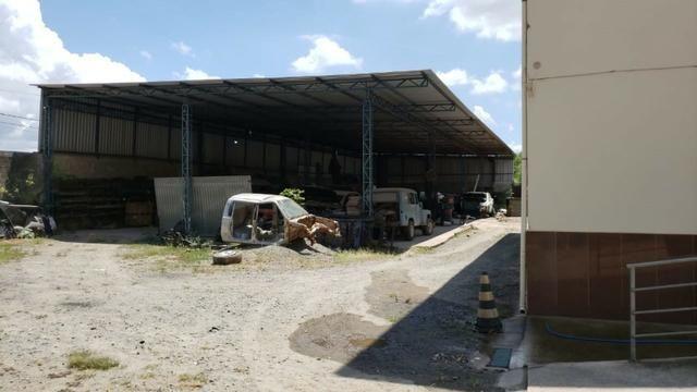 Vendo ou permuto galpão ao lado da rodovia 262 em Campo Grande - Foto 3