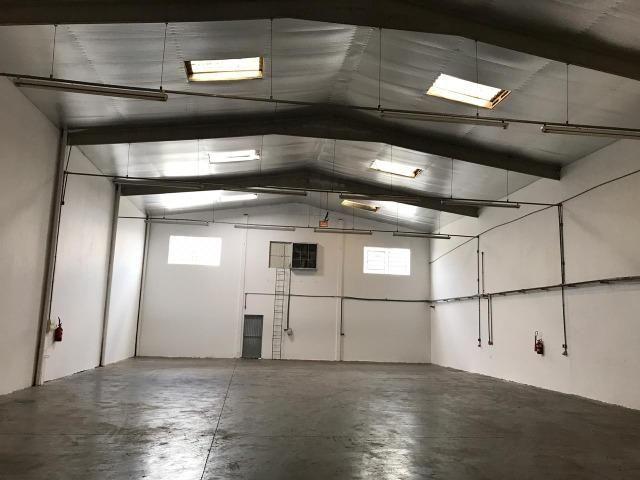 Galpão para locação em Palhoça 650 m² com mezanino - Foto 4