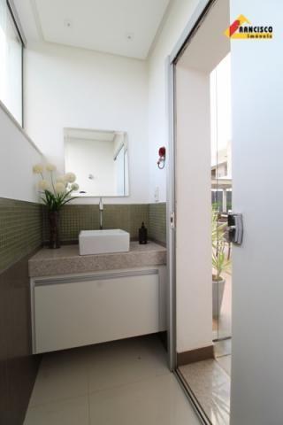 Casa residencial à venda, 4 quartos, 4 vagas, condomínio ville royale - divinópolis/mg - Foto 13