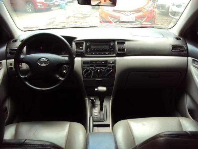 Corolla XEi 1.8 16V Aut. 2005/2006 - Foto 7