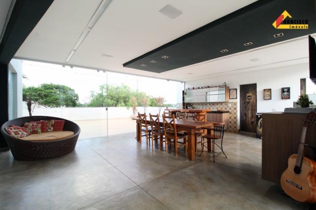 Casa residencial à venda, 4 quartos, 4 vagas, condomínio ville royale - divinópolis/mg - Foto 11