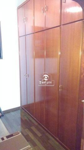 Sobrado à venda, 340 m² por r$ 1.100.000,00 - santa maria - santo andré/sp - Foto 17