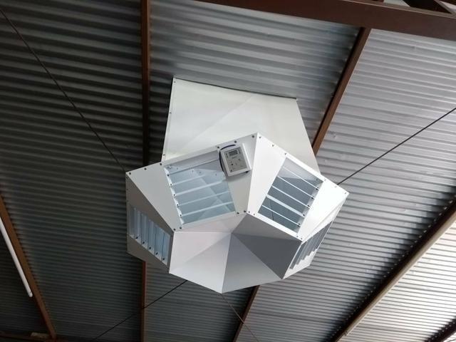 Climatizador industrial e comercial(instalação inclusa) - Foto 5