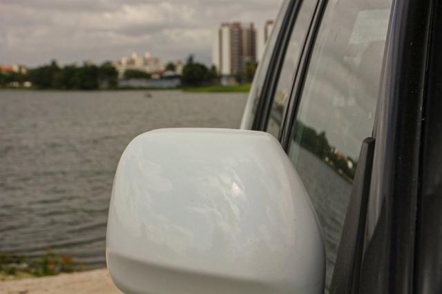 Pajero TR4 2012 automatica 4x4 completa - Foto 7