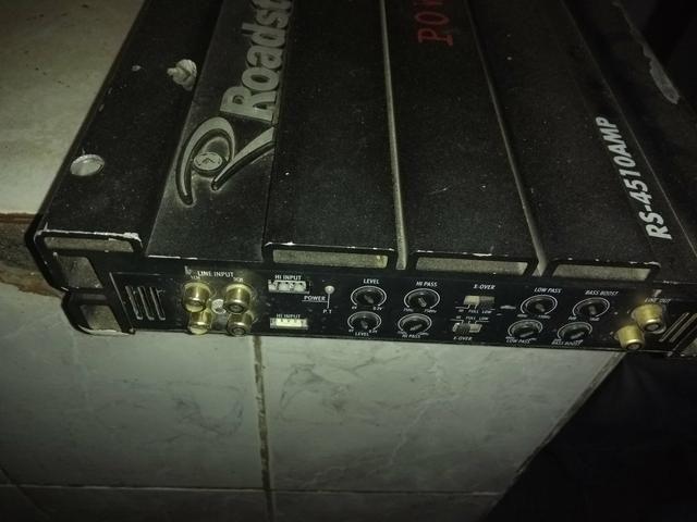 Módulo amplificador Power one - Foto 3