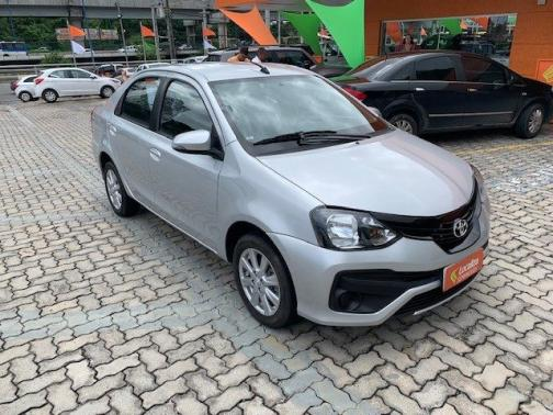 TOYOTA ETIOS 2018/2019 1.5 X SEDAN 16V FLEX 4P MANUAL - Foto 8