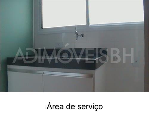 Apartamento à venda, 3 quartos, 2 vagas, gutierrez - belo horizonte/mg - Foto 9