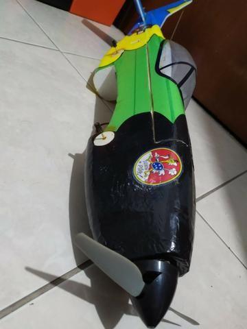 Aeromodelo Tucano + Eletrônica - Foto 5